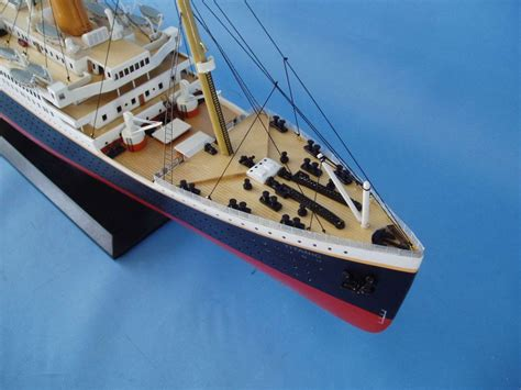 titanic rc boat for sale buy ready to run remote control rms titanic limited 40