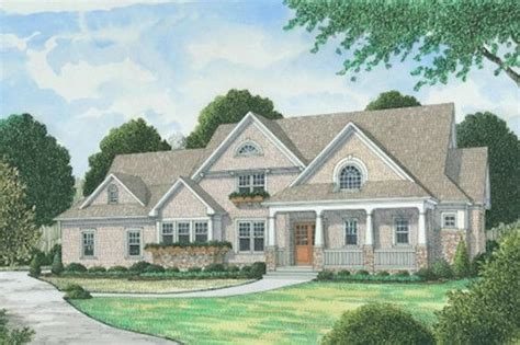 Plan W69079am Traditional Shingle Style Grand Shingle Style Home With Craftsman Touches And A