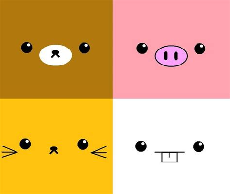 Kawaii Emoticons Wallpaper | 42 best kawaii faces images on pinterest kawaii faces