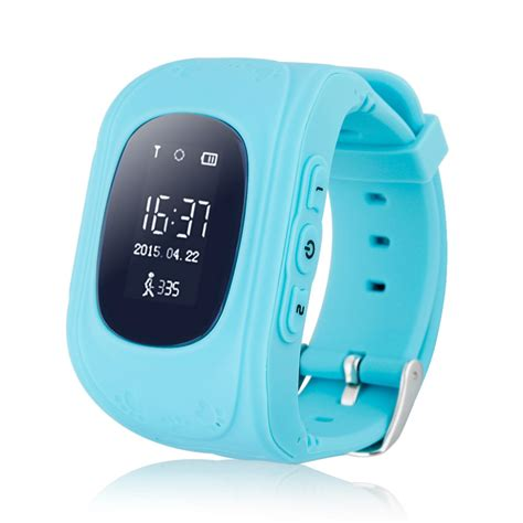 Smartwatch Q50 Q50 Smart For With Gps Sim Card Blue smart phone children kid wristwatch g36 q50 gsm gprs gps locator tracker anti lost