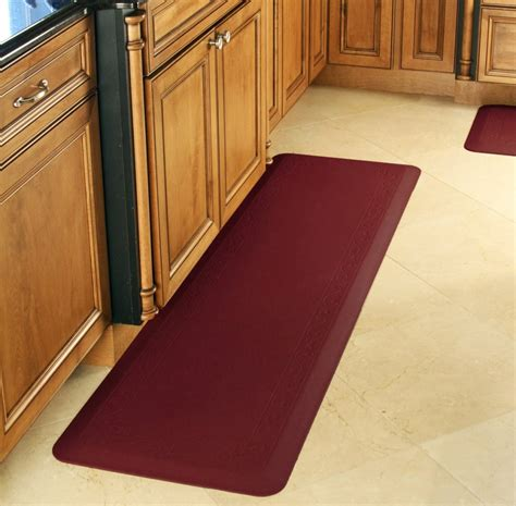 anti fatigue mats kitchen ward log homes