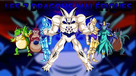 les dracins chronique z les 7 dragons mal 233 fiques youtube