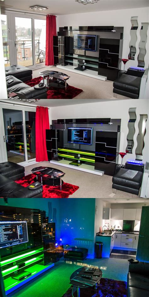 gaming bedroom 25 best ideas about gaming rooms on pinterest computer