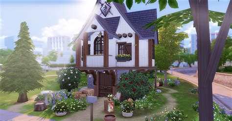 fantasy houses my sims 4 blog fantasy house by jsboutique