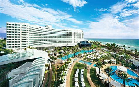 miami best hotels miami luxury hotels resorts fontainebleau miami