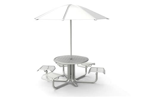 Landscape Forms Carousel Table Carousel Seating