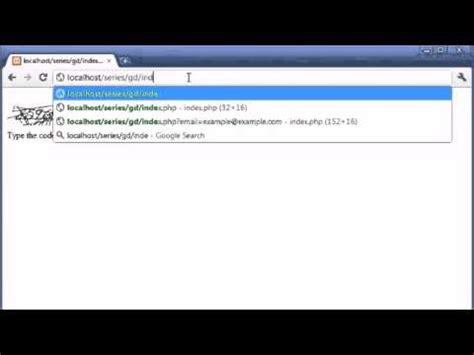 php tutorial youtube channel 164 creating captcha image security part 1 php tutorials