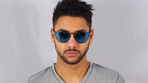 Frame Sunglasses Kacamata Oakl3y Latch Chanel Gucci Holbrook 5 oakley latch grey oo9265 08 53 21 polarized visiofactory
