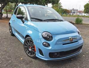 Fiat Abarth 2016 Fiat 500 Abarth Test Drive Our Auto Expert