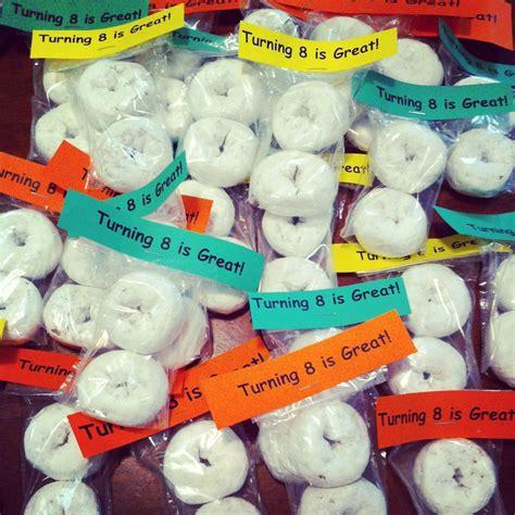 classroom treats birthday treats for kylers class at school