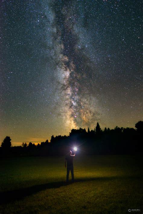 north frontenac township dark sky preserve  night