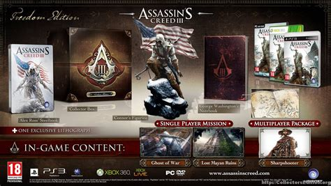 Special Edition Ac Genggam Karakter collectorsedition org 187 assassins creed
