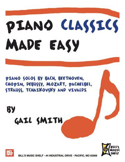 piano made easy piano classics made easy ebook bill s shelf mel bay