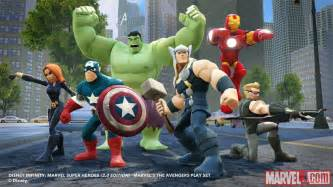 Disney Infinity Marvel Disney Infinity Marvel Superheroes Review