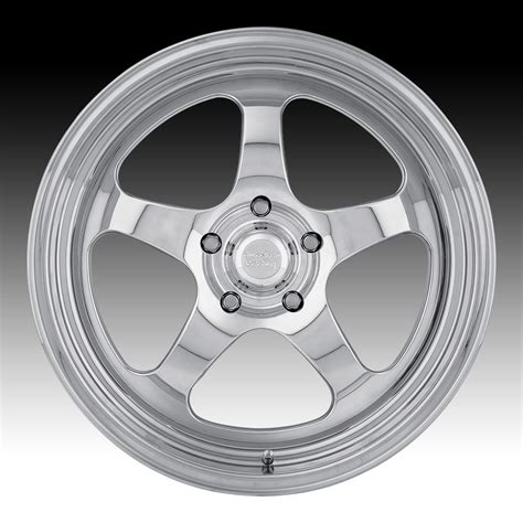 Spoke Finder American Racing Vf501 5 Spoke Polished Forged Custom Wheels Vintage Forged 2 Pc