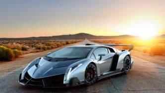Lamborghini In Desert Our Date With The Lamborghini Veneno In The Desert Autoblog