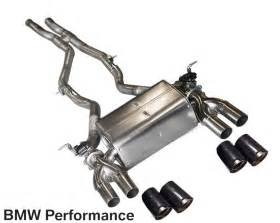 Bmw M4 Exhaust System Price Bmw M Performance Exhaust System For F80 F82 M3 M4