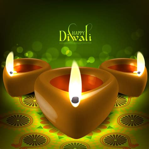 100 best happy diwali greeting card and wallpaper