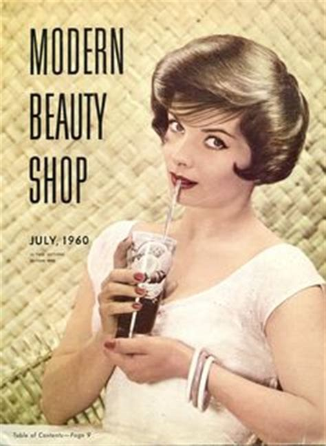names of all the hair magazine vintage hair salons on pinterest vintage hairdresser