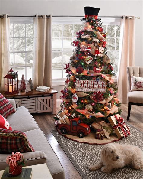 awesome christmas tree decorating ideas 32 inspiration