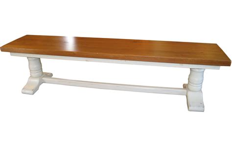 bench feet trestle bench kate madison furniture
