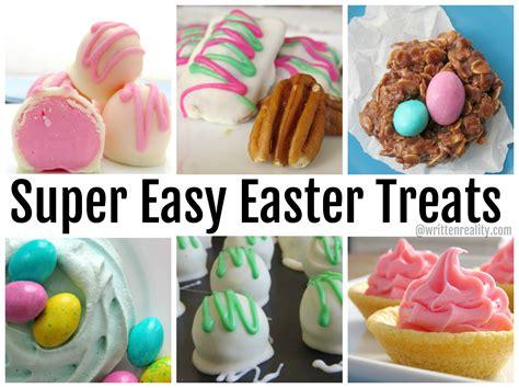 super easy easter treats kids will love written reality