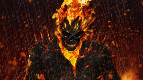 1920x1080 ghost rider artwork hd laptop full hd 1080p hd 4k wallpapers images backgrounds