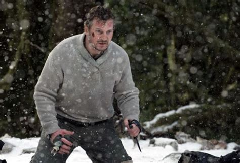 film terbaik liam neeson the grey male bonding in nature s harsh elements huffpost