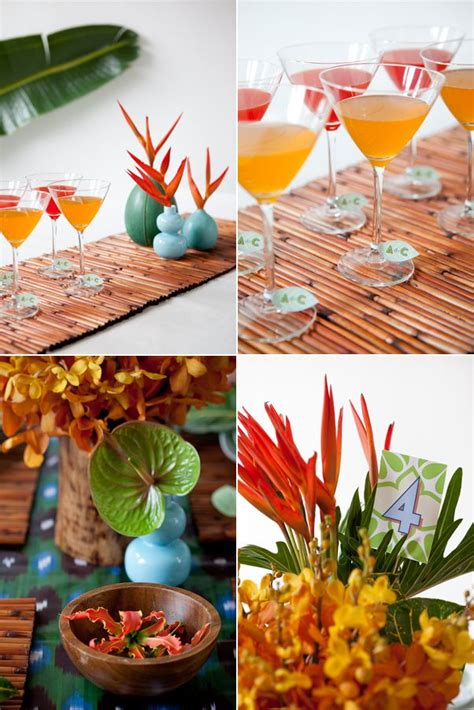 tropical themed events friday pinterest finds tropical themed events