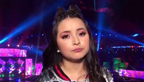 Ruby Rubi abuchean a rub 237 en los premios mtv miaw al ser proclamada