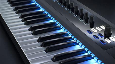 best midi keyboard 9 of the best high spec midi controller keyboards musicradar