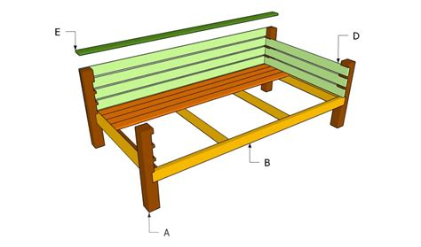 how to make a daybed frame free wood daybed plans with trundle