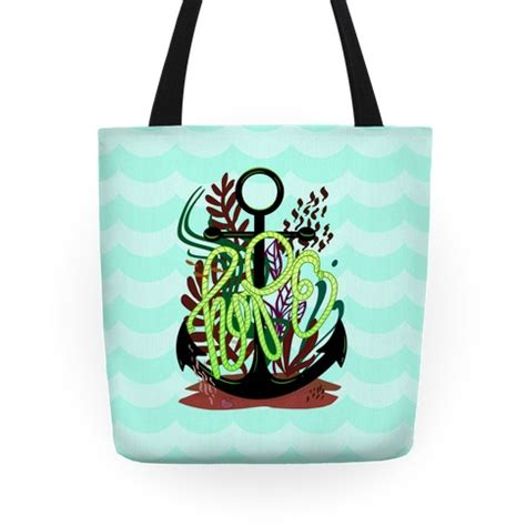 Hienami Rope Anime Tote Bag sea tote bags grocery bags and canvas bags