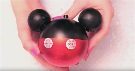 diy disney character ornaments how does she