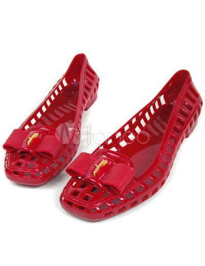 Jelly Shoes Flat Shoes Mta 003 1 hollow decoration womenflat jelly shoesmilanoo born