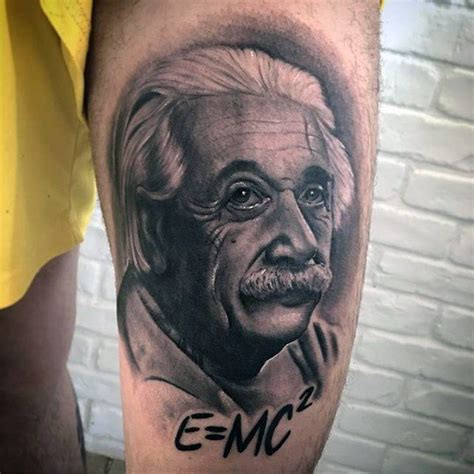 albert einstein tattoo 50 albert einstein designs for theoretical