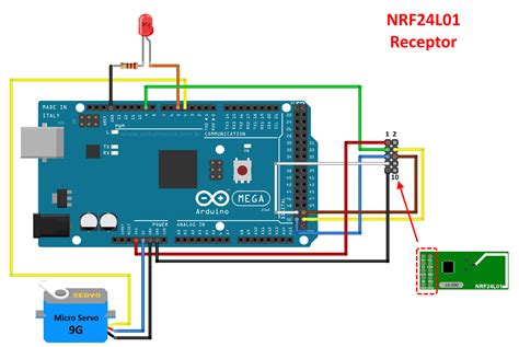 arduino code nrf24l01 comunica 231 227 o wireless com arduino e m 243 dulo nrf24l01 2 4ghz
