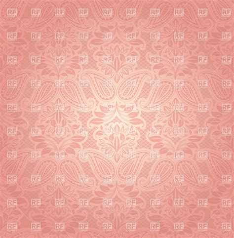 vintage style floral background with pink blooms royalty pink vintage wedding invitation template 18705 download