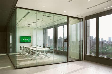 Interiors Design cbre new tokyo office lnz it
