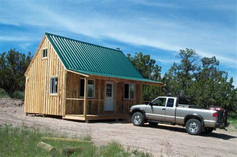 500 sq ft cabin