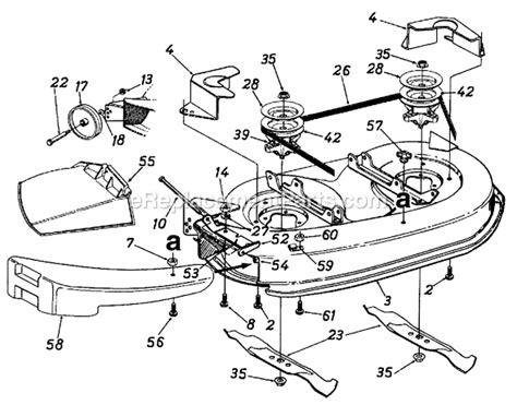yard machine lawn mower belt diagram yard machine lawn mower belt diagram car interior