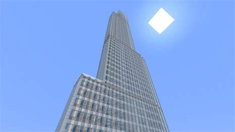 100 floors level 44 tower tower minecraft project