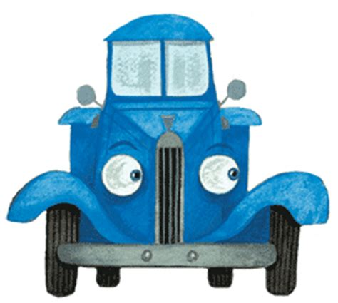 little blue truck coloring page coloring pages ideas