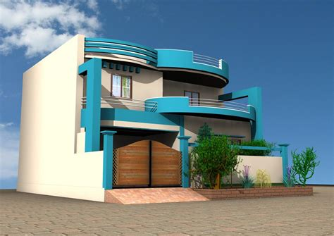 front home design at elevation indian house adorable