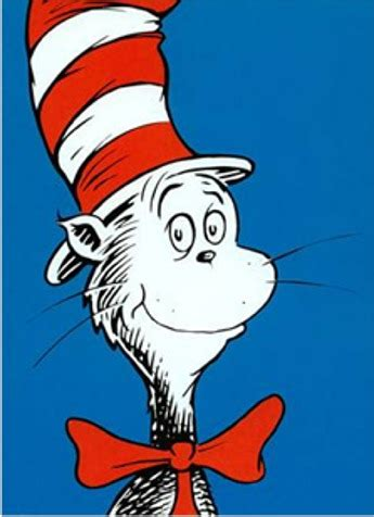 Cat In The Hat by Cat In The Hat Challenge March Is Reading Month
