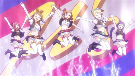 anime idol amv live school idol project season one review