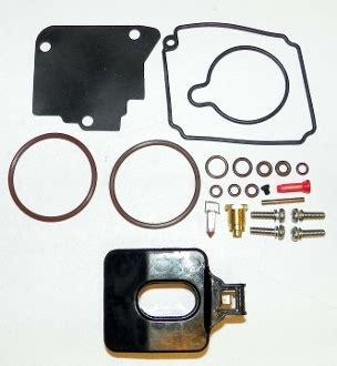 Carburetor Repair Kit Mercury 75 100hp 1999 2005 Replaces