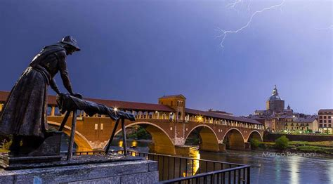 di pavia leggende di pavia la nascita vecchio ponte coperto
