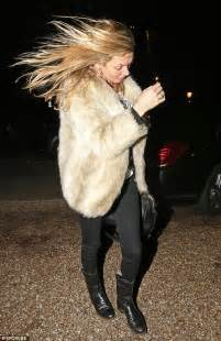 Kate Moss Weathered For Fhm by Kate Moss Emerges From House With Nikolai