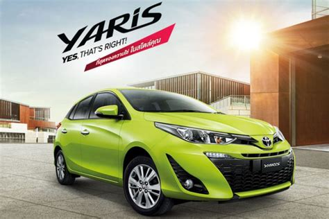 Lu Depan Mobil Yaris Jelang Dirilis Harga Spesifikasi All New Toyota Yaris